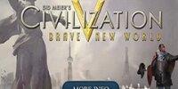 Дополнение к Пятой Цивилизации «Brave New World»